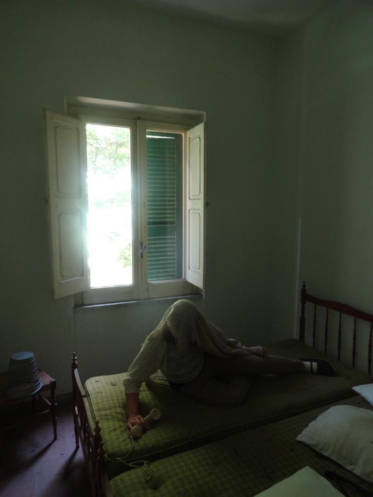 Ghost Tuscan Sanatorium 2
