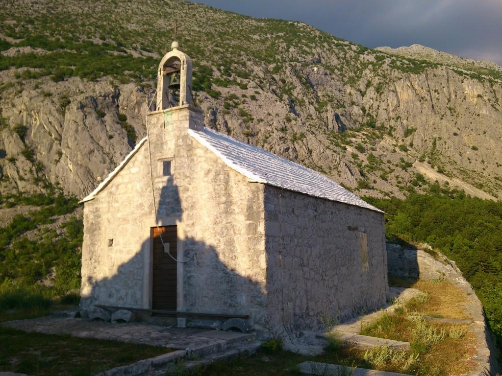 Ghost Croation Church